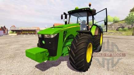 John Deere 8360R GW v2.0 für Farming Simulator 2013