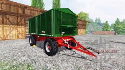 Kroger HKD 302 Agroliner für Farming Simulator 2015