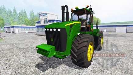 John Deere 9630 v5.1 pour Farming Simulator 2015