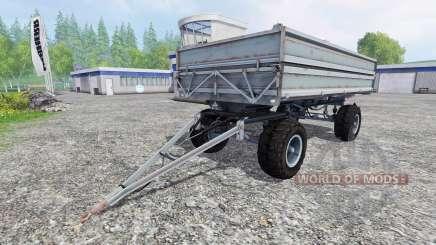 Gruber HW 80.11 1979 pour Farming Simulator 2015