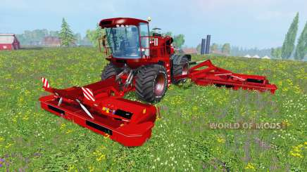 Krone Big M 500 [red] pour Farming Simulator 2015