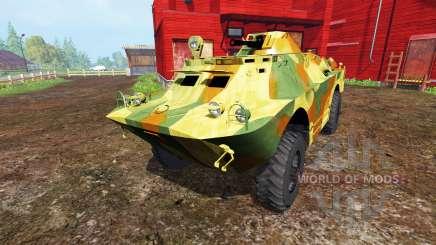 BRDM-2 v0.1 pour Farming Simulator 2015