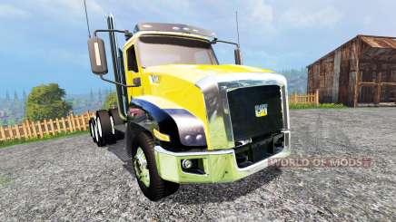 Caterpillar CT660 v2.0 für Farming Simulator 2015