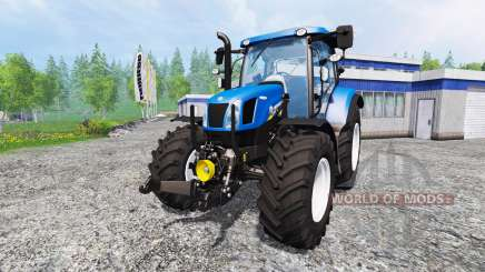 New Holland T6.160 v1.0.0 für Farming Simulator 2015