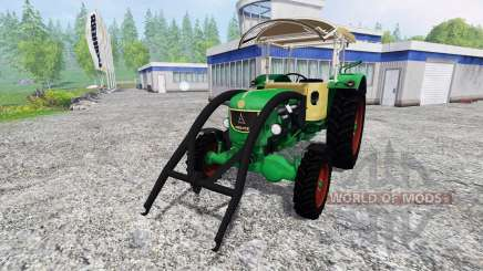 Deutz 5505 pour Farming Simulator 2015