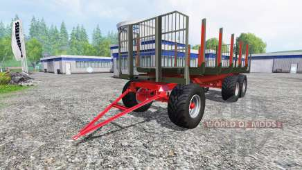 Kroger Timber pour Farming Simulator 2015