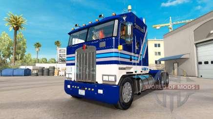 Kenworth K100 Aerodyne für American Truck Simulator