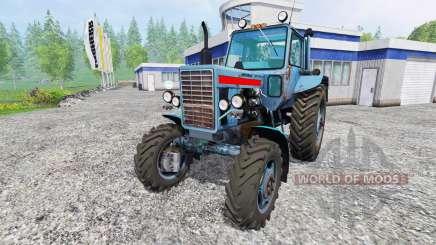 MTZ-82 belarussische v1.0.0 für Farming Simulator 2015