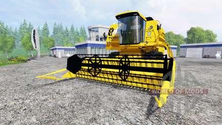 New Holland TC59 pour Farming Simulator 2015