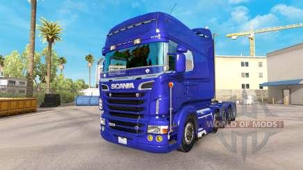 Scania R730 [long] pour American Truck Simulator