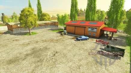 B'ornhol bin [DtP] für Farming Simulator 2015