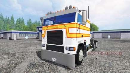 Freightliner FLB pour Farming Simulator 2015
