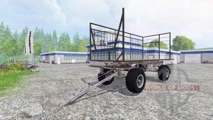 Fortschritt HW 80 Ball Grid Cart pour Farming Simulator 2015