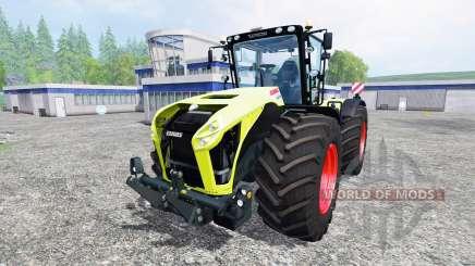 CLAAS Xerion 4500 v2.5 für Farming Simulator 2015