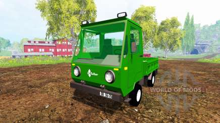 Multicar M25 pour Farming Simulator 2015