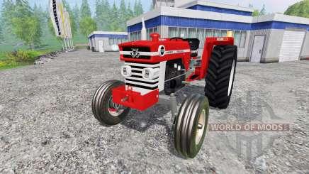Massey Ferguson 188 v2.1 für Farming Simulator 2015