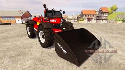 Manitou MLT 629 pour Farming Simulator 2013