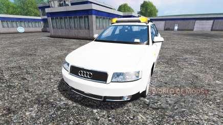 Audi A4 Avant (B6) für Farming Simulator 2015