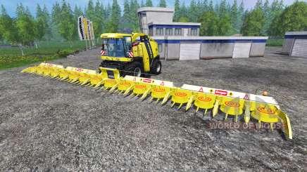 Krone Big X 1100 [Kemper Cutter] pour Farming Simulator 2015
