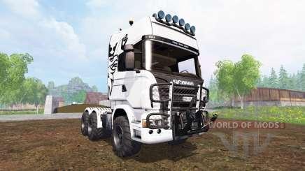 Scania R730 [agro] für Farming Simulator 2015