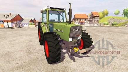 Fendt Farmer 309 LSA Turbomatik pour Farming Simulator 2013