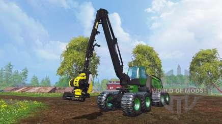 John Deere 1270E v1.0 pour Farming Simulator 2015