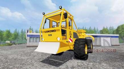 Lokomo 928 pour Farming Simulator 2015