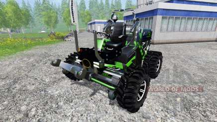 Amazone Crass Hopper pour Farming Simulator 2015