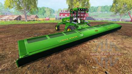 John Deere R450 v0.1 pour Farming Simulator 2015