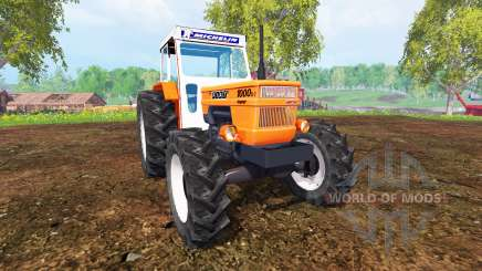 Fiat 1000 super v2.2 pour Farming Simulator 2015