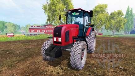 Belarus-2022.3 v2.0 für Farming Simulator 2015
