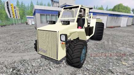 SAM 54 pour Farming Simulator 2015