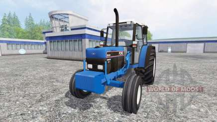 Ford 6640 FL pour Farming Simulator 2015