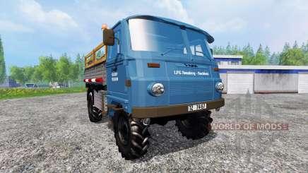 Robur LD 3000 v2.0 für Farming Simulator 2015