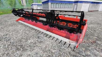 Geringhoff Harvest Star HV 660 für Farming Simulator 2015