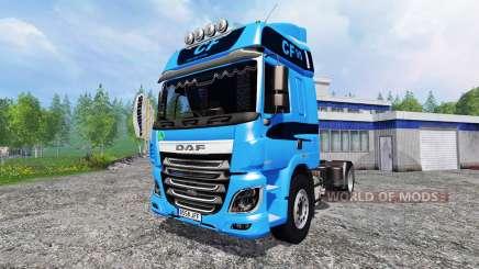 DAF CF95 pour Farming Simulator 2015