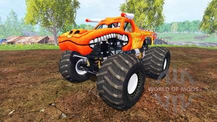El Toro Loco für Farming Simulator 2015