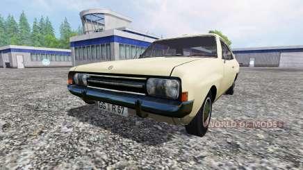 Opel Rekord C 1967 für Farming Simulator 2015