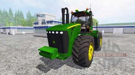 John Deere 9630 v5.0 pour Farming Simulator 2015