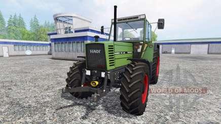 Fendt Farmer 312 LSA v3.0.02 pour Farming Simulator 2015
