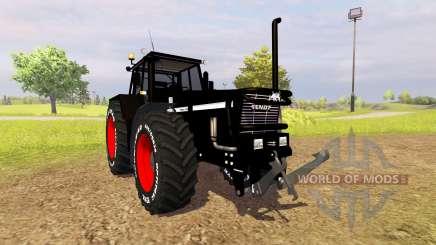 Fendt Favorit 622 LS [black bull] pour Farming Simulator 2013