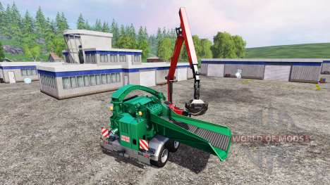 Jenz HEM 583 Z pour Farming Simulator 2015