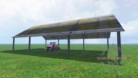 Baldachin für Farming Simulator 2015