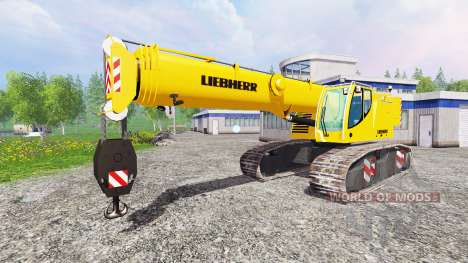 Liebherr LTR 1060 für Farming Simulator 2015