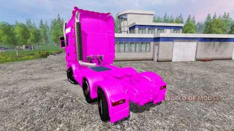 Scania R730 Topline v2.0 pour Farming Simulator 2015