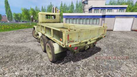 AM General M35A2 pour Farming Simulator 2015