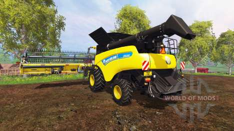 New Holland CR10.90 v1.4 pour Farming Simulator 2015