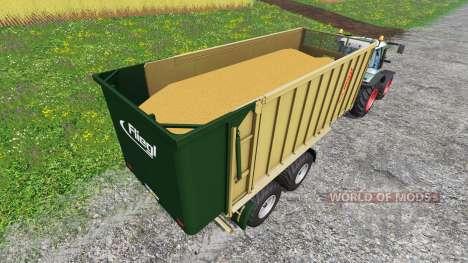 Fliegl TMK 266 Bull pour Farming Simulator 2015