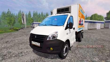 GAZ-A23R22 pour Farming Simulator 2015