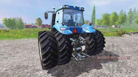 New Holland T8.435 v4.0.3 für Farming Simulator 2015